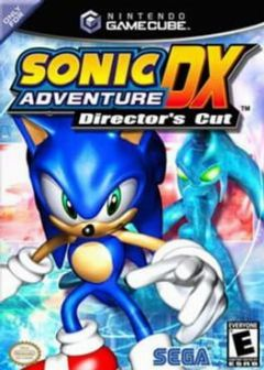 Cover Sonic Adventure DX: Director's Cut