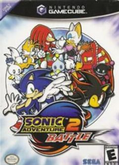 Cover Sonic Adventure 2: Battle