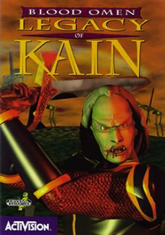 Cover Blood omen: Legacy of Kain