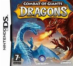Cover Combat of Giants: Dragons