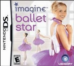 Cover Imagine: Ballet Star