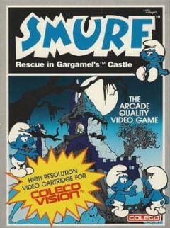 Cover Smurf: Rescue in Gargamel's Castle