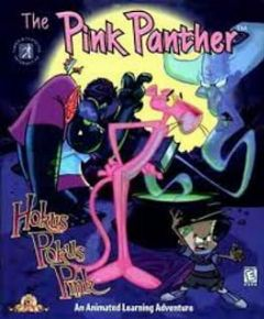 Cover The Pink Panther: Hokus Pokus Pink