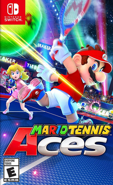 Cover Mario Tennis Aces