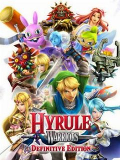 Cover Hyrule Warriors: Definitive Edition