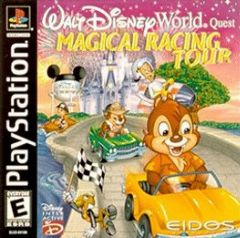 Cover Walt Disney World Quest: Magical Racing Tour