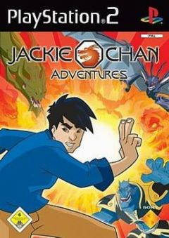 Cover Jackie Chan Adventures