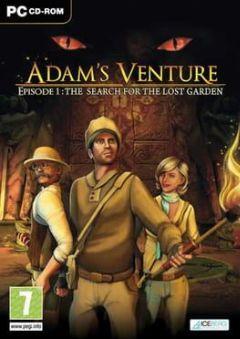 Cover Adam's Venture Episode 1: The Search For The Lost Garden