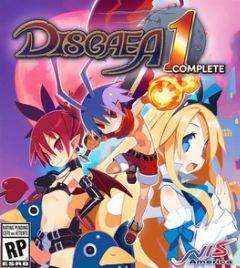 Cover Disgaea 1 Complete