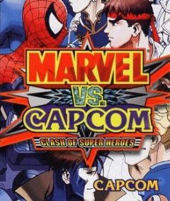 Cover Marvel vs. Capcom: Clash of Super Heroes