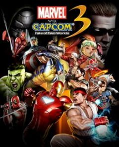 Cover Marvel vs. Capcom 3: Fate of Two Worlds