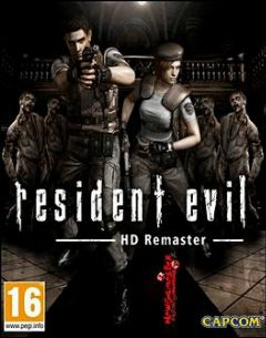 Cover Resident Evil: HD Remaster