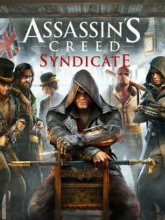 Cover Assassin's Creed: Syndicate