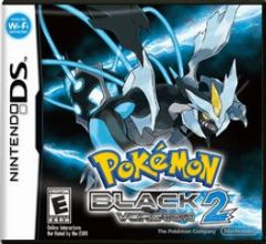 Cover Pokémon Black Version 2