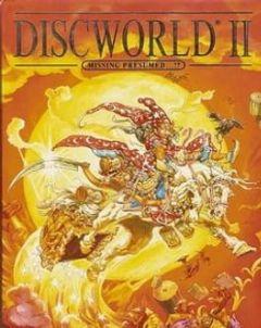 Cover Discworld II: Missing Presumed…!?