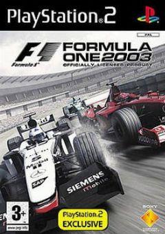 Cover Formula One 2003