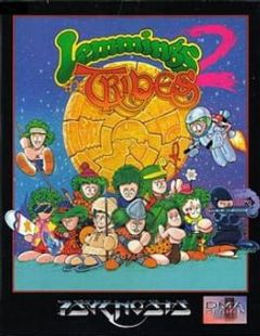 Cover Lemmings 2: The Tribes