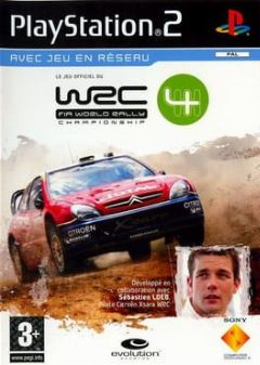 Cover WRC 4
