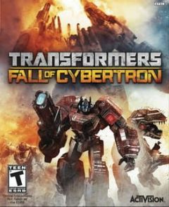 Cover Transformers: Fall of Cybertron