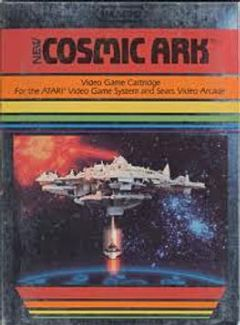 Cover Cosmic Ark