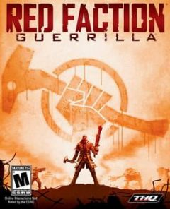 Cover Red Faction: Guerrilla