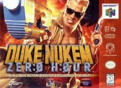 Cover Duke Nukem: Zero Hour