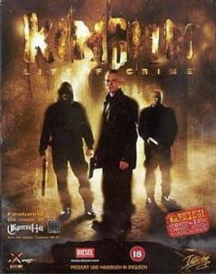 Cover Kingpin: Life of Crime