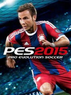 Cover Pro Evolution Soccer 2015
