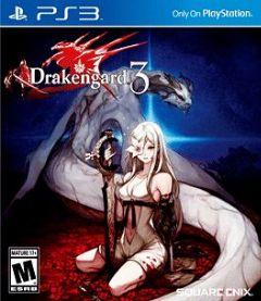 Cover Drakengard 3
