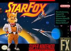 Cover Star Fox