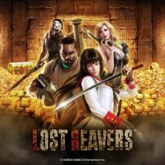 Cover Lost Reavers