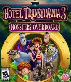 Cover Hotel Transylvania 3: Mostri in Mare