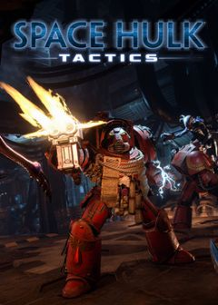 Cover Space Hulk: Tactics