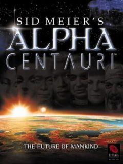 Cover Sid Meier's Alpha Centauri