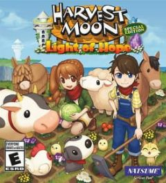 Cover Harvest Moon: Light of Hope Special Edition