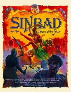 Cover Sinbad and the Throne of the Falcon