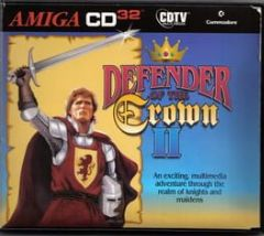 Cover Defender of the Crown II