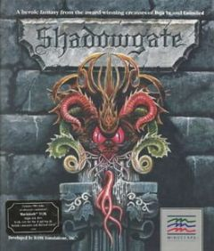 Cover Shadowgate