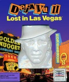 Cover Déjà Vu II: Lost in Las Vegas