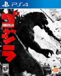Cover Godzilla: The Game