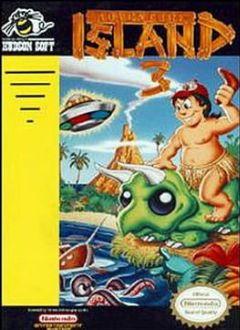 Cover Adventure Island III