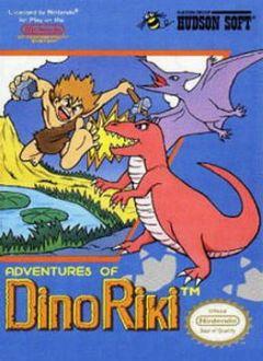 Cover Adventures of Dino Riki