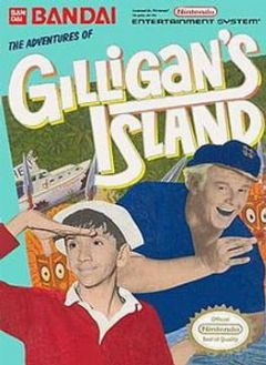 Cover The Adventures of Gilligan's Island