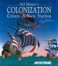 Cover Sid Meier's Colonization