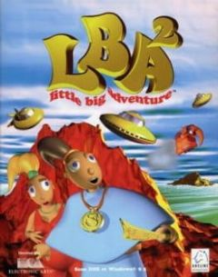 Cover Little Big Adventure 2