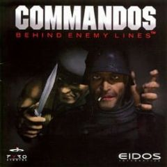 Cover Commandos: Behind Enemy Lines