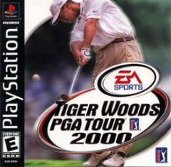 Cover Tiger Woods PGA Tour 2000