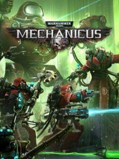 Cover Warhammer 40,000: Mechanicus