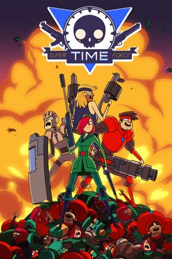 Cover Super Time Force Ultra