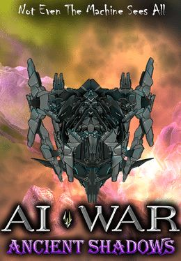 Cover AI War: Ancient Shadows